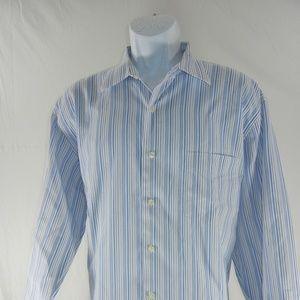 J.Crew Men's Button Down Long Sleeve Shirt
